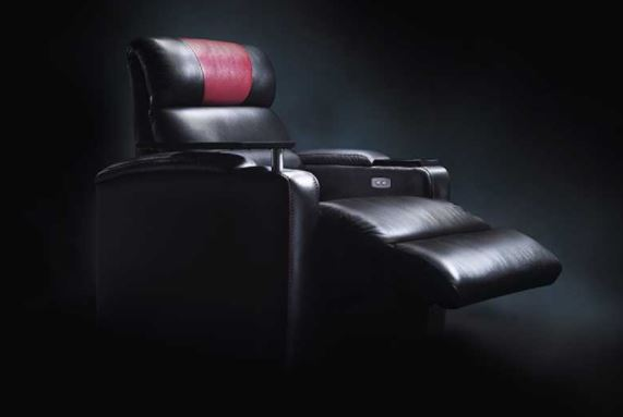 Man dies after getting head stuck in electronic cinema seat