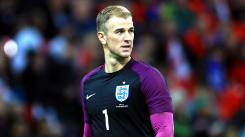 Joe Hart Won't Be Part Of England's 23 Man World Cup Squad