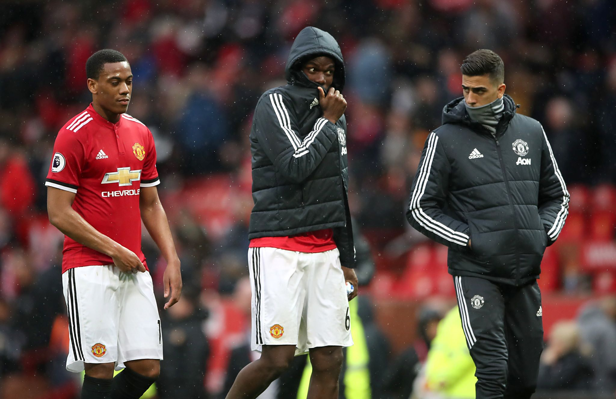 Manchester United stars face axe as manager Jose Mourinho fumes