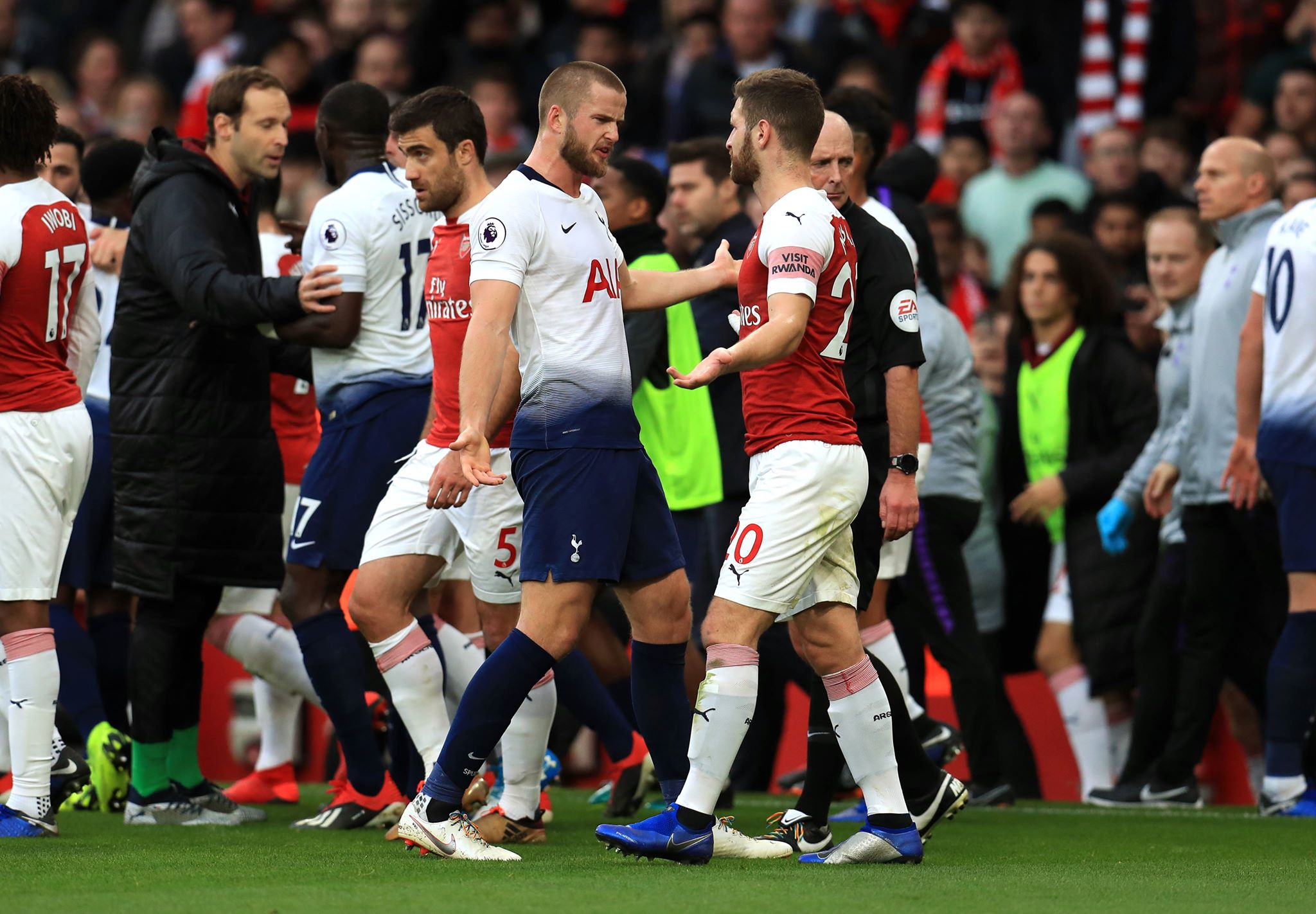 Arsenal keeper Bernd Leno hails 'incredible' Lucas Torreira after beating Spurs