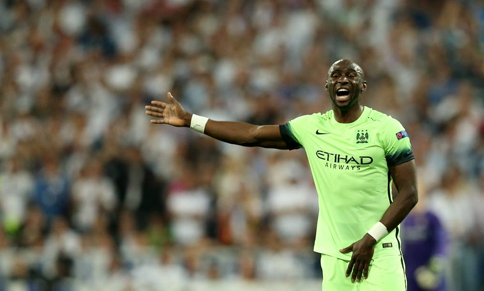 Manchester City and Crystal Palace agree £23m fee for Eliaquim Mangala