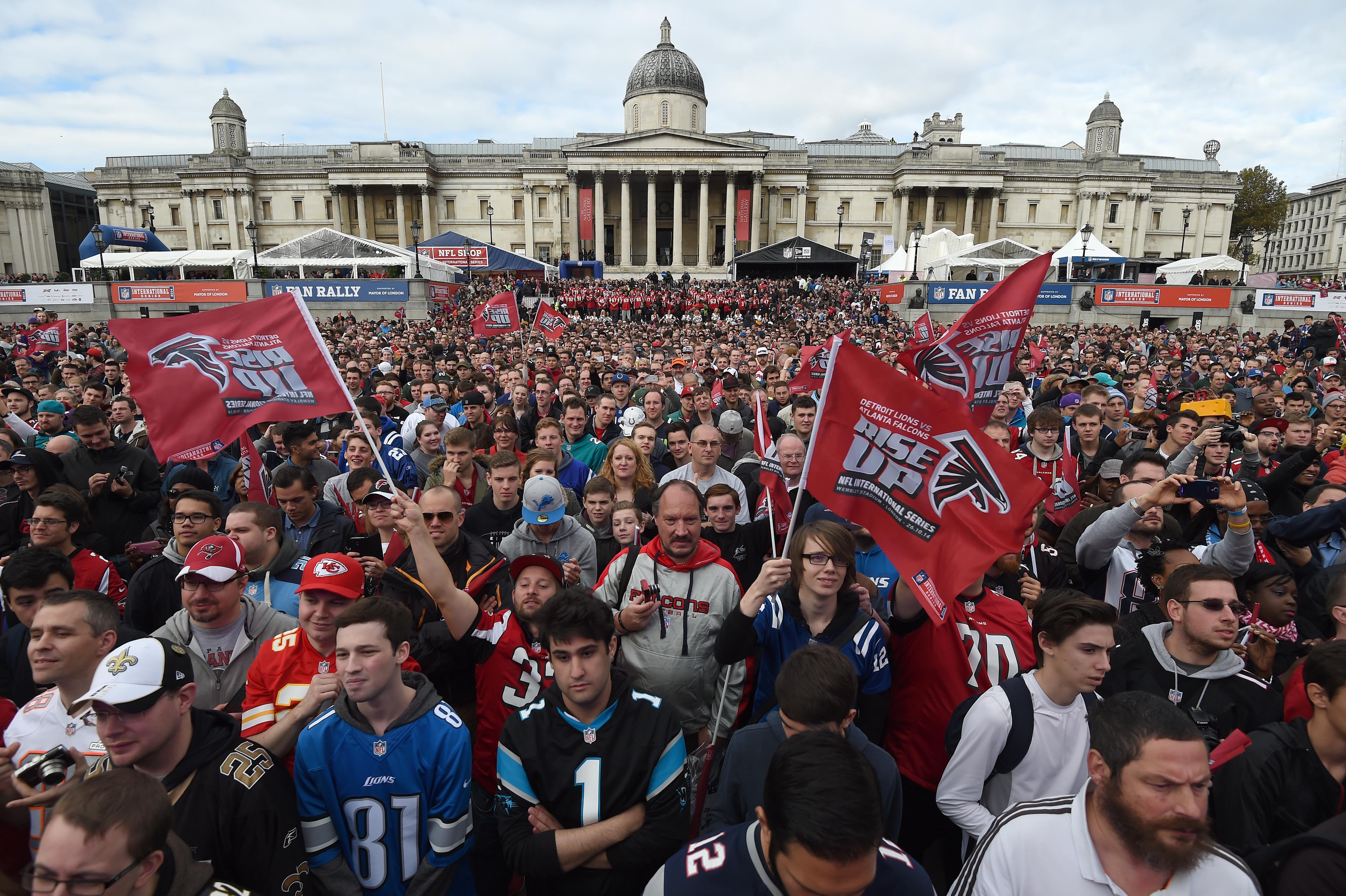 NFL Fans London