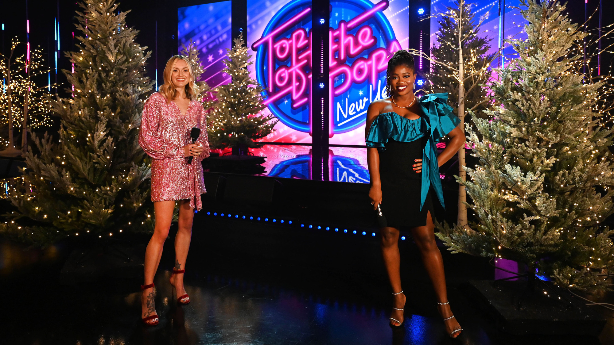 Top Of The Pops 2021 Christmas