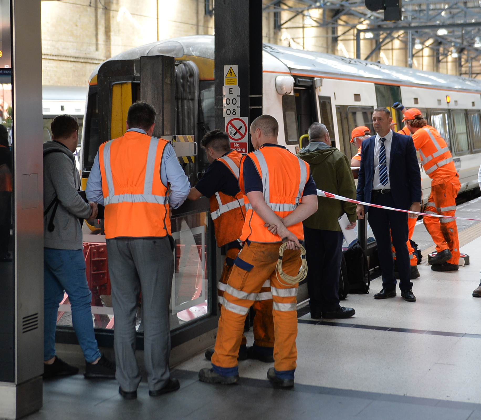 'Avoid travelling to or from Waterloo' South West Trains warns