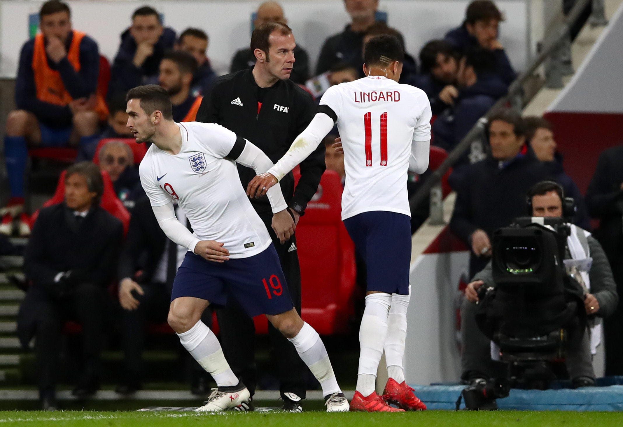 Lewis Cook's England debut has earned his grandfather £17000