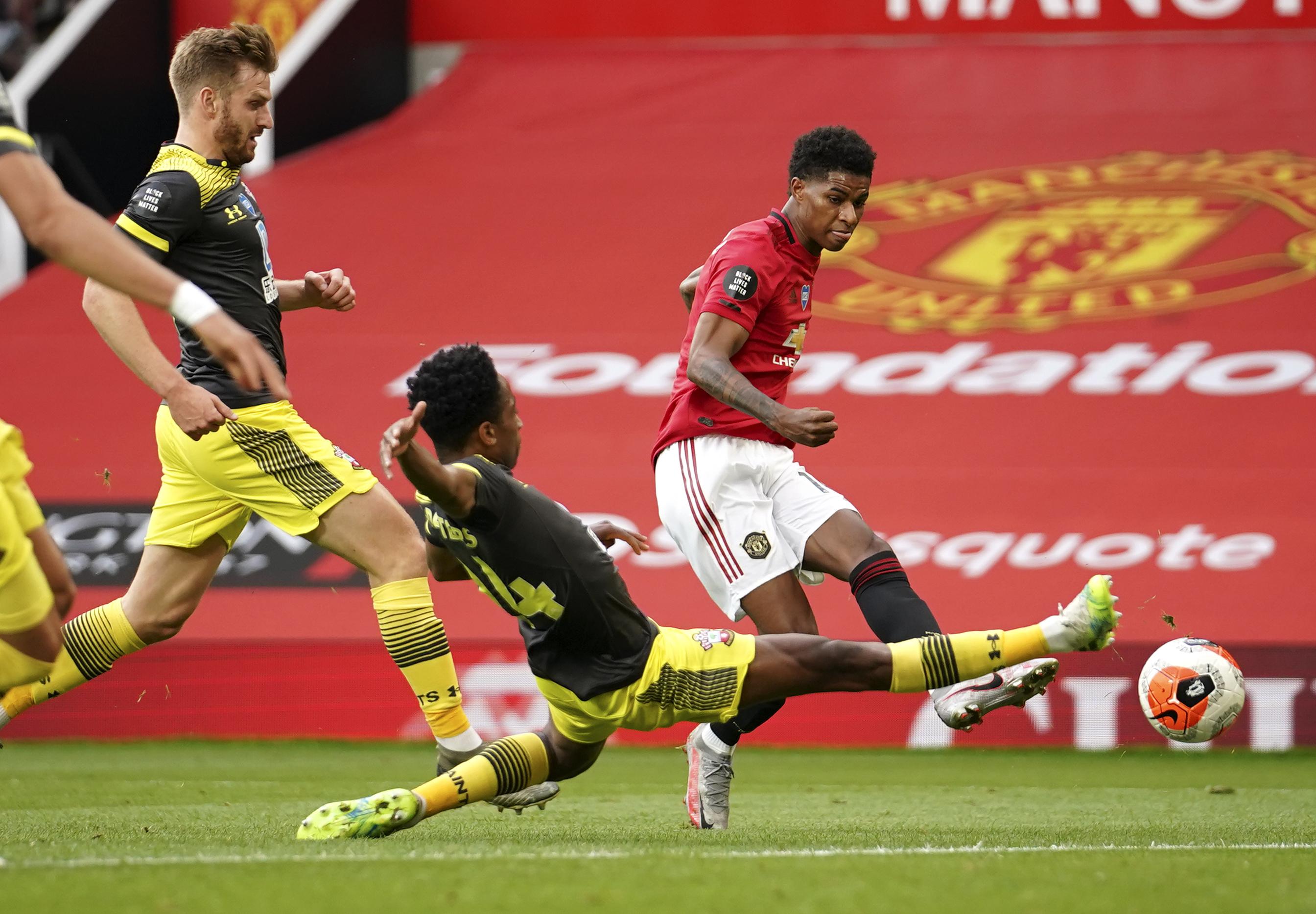 Paris Saint Germain Planning Sensational Summer Transfer For Manchester United S Marcus Rashford Sportbible