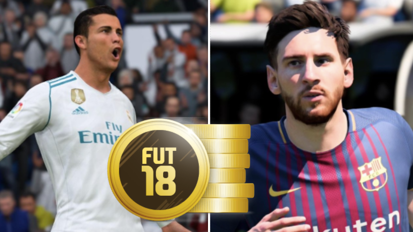 Lad Finds Cristiano Ronaldo AND Lionel Messi In The Same FIFA Pack