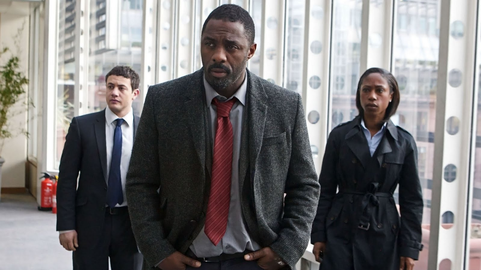 ​Creator Of Luther Says New Season Will Be The 'Biggest' Yet