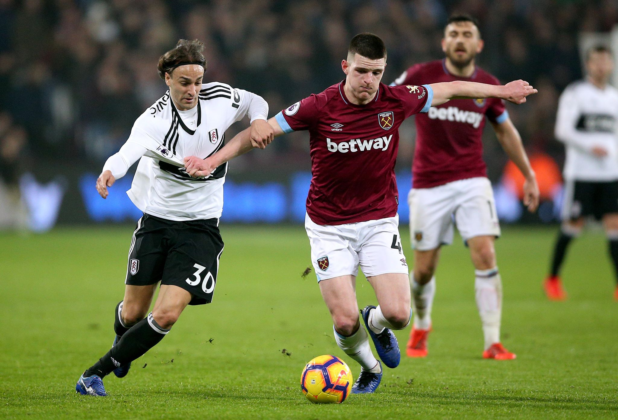 Declan Rice girlfriend revealed as West Ham star earns England call-up