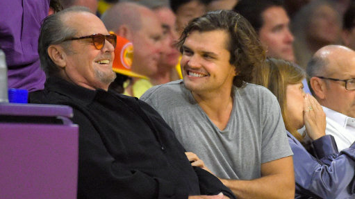 Jack Nicholson S Son Is A Leonardo Dicaprio Lookalike Ladbible See more ideas about the benchwarmers, benchwarmers quotes, funny movies. ladbible
