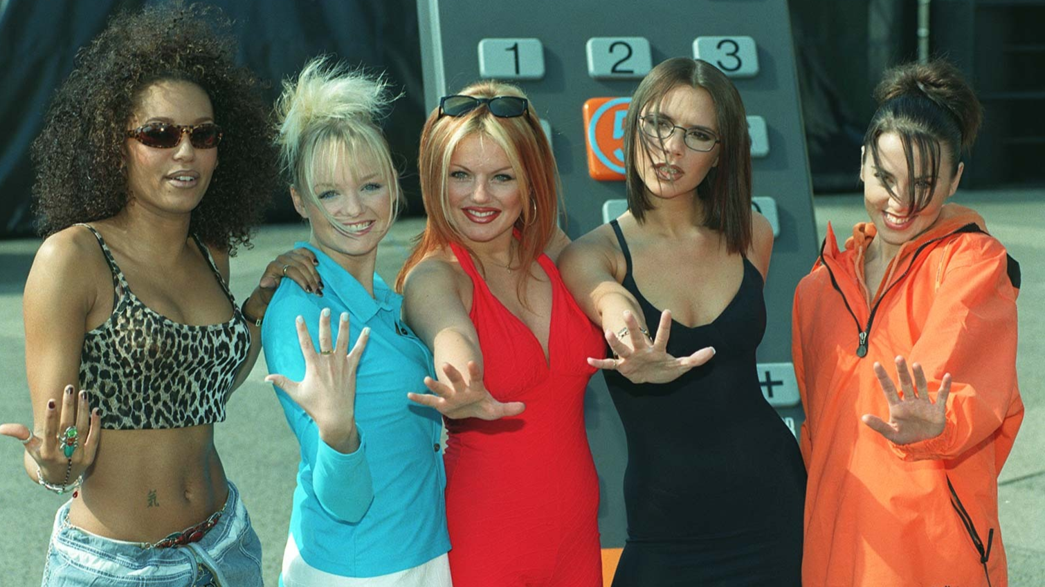 Someone Leaked That Spice Girls Are Going On Jonathan Ross And Twitter Can't Cope