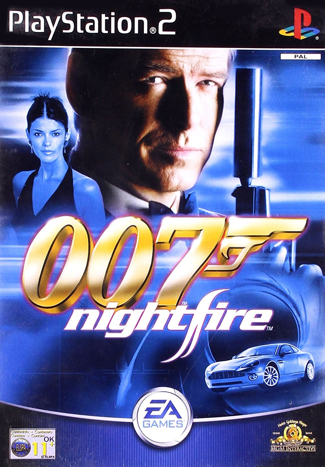 Ps2 Games All Of Them : Pierce brosnan didn t waste any time as bond the girls