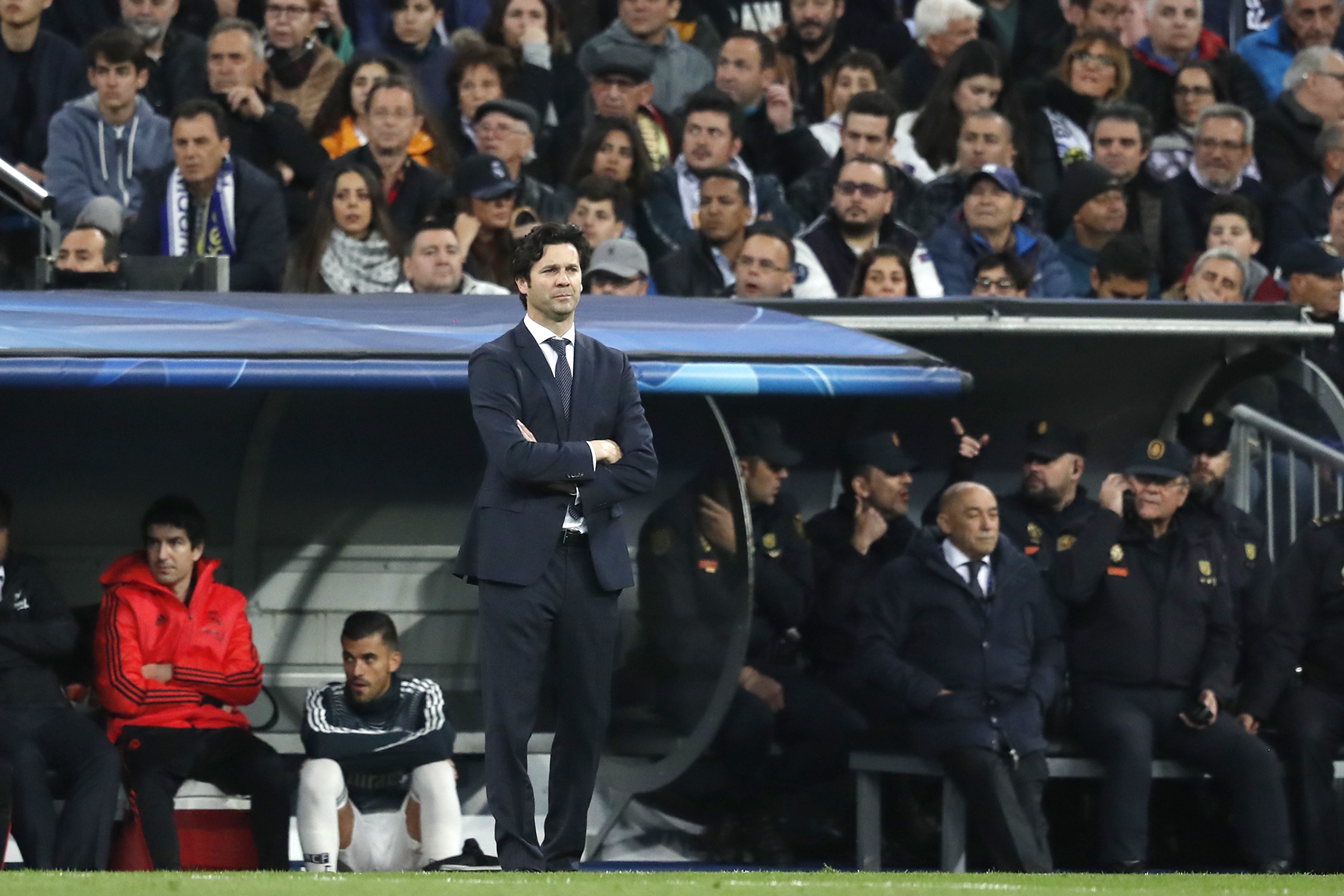 Solari absent as Ramos steamed into Real Madrid players in crisis meeting