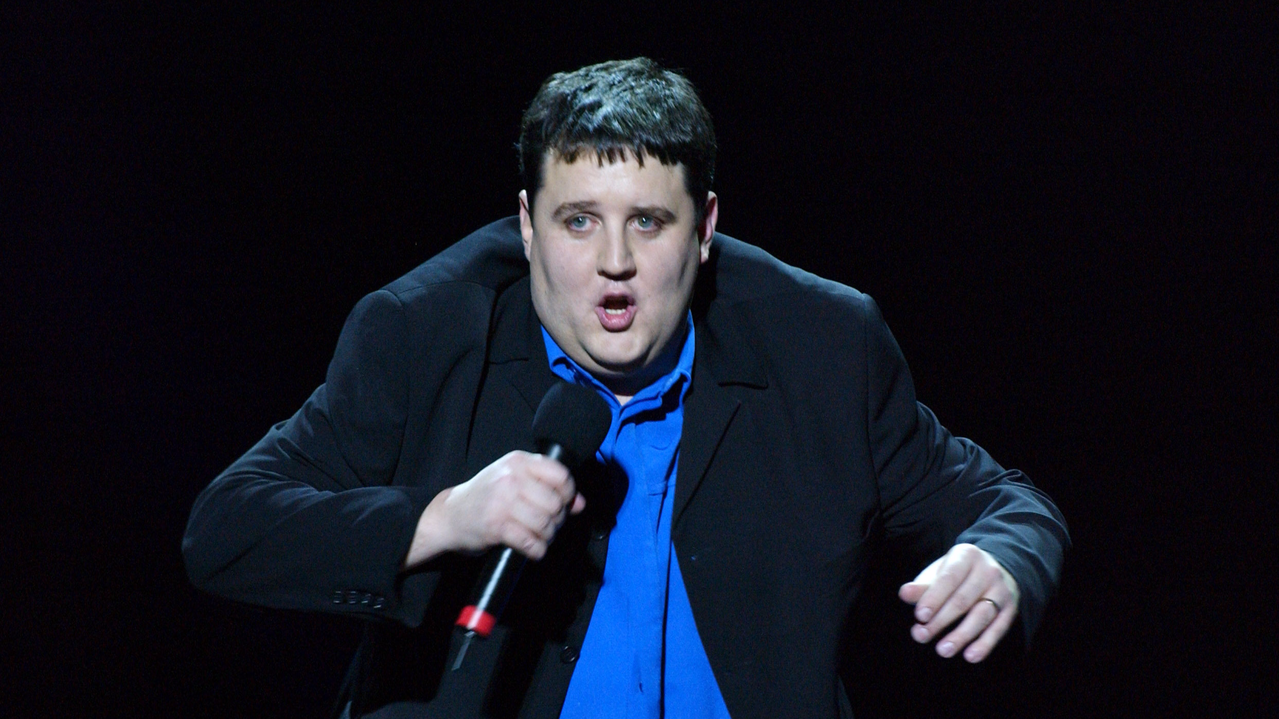Peter Kay Can't Ask For Garlic Bread, For Obvious Reasons