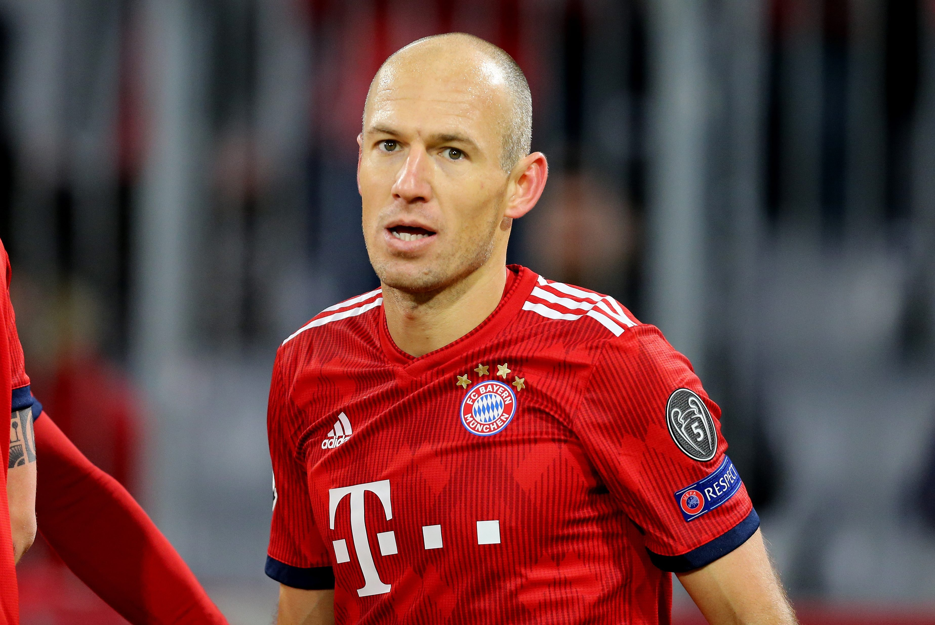 10 biggest footballers that won't be playing in Russia ...  |Arjen Robben