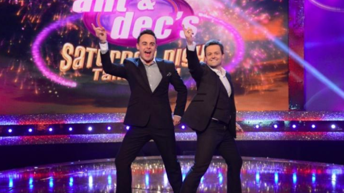 'Ant and Dec's Saturday Night Takeaway' Is Most Watched TV Show Of The Year