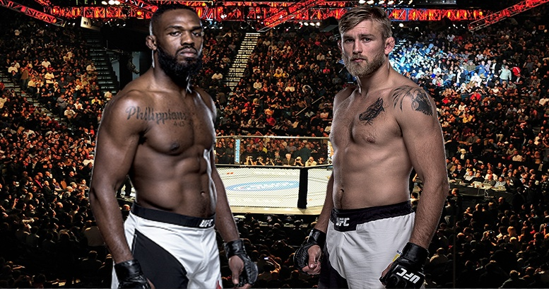 Jon Jones To Fight Alexander Gustafsson At UFC 232 On December 29th