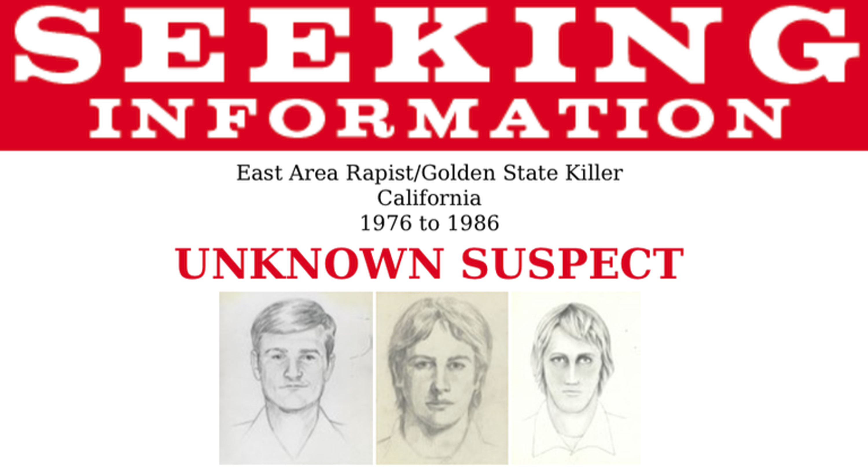 'Golden State Killer' suspect Joseph DeAngelo scheduled to appear in court today