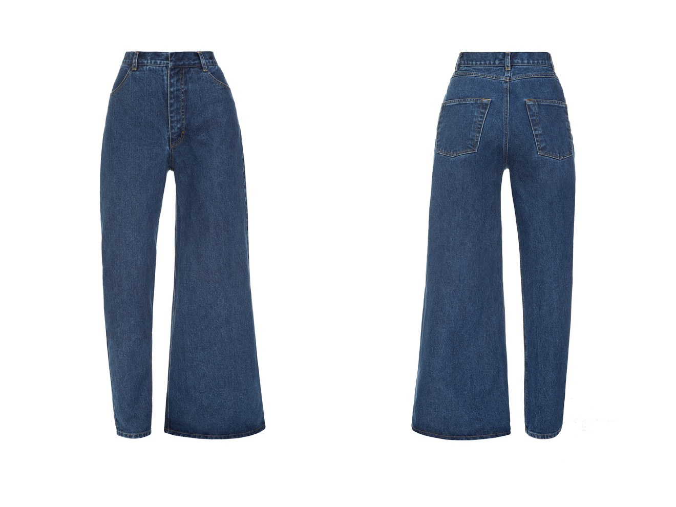 e429594a8778 Asymmetrical Jeans Are A Thing If You Can t Decide Between Skinny ...