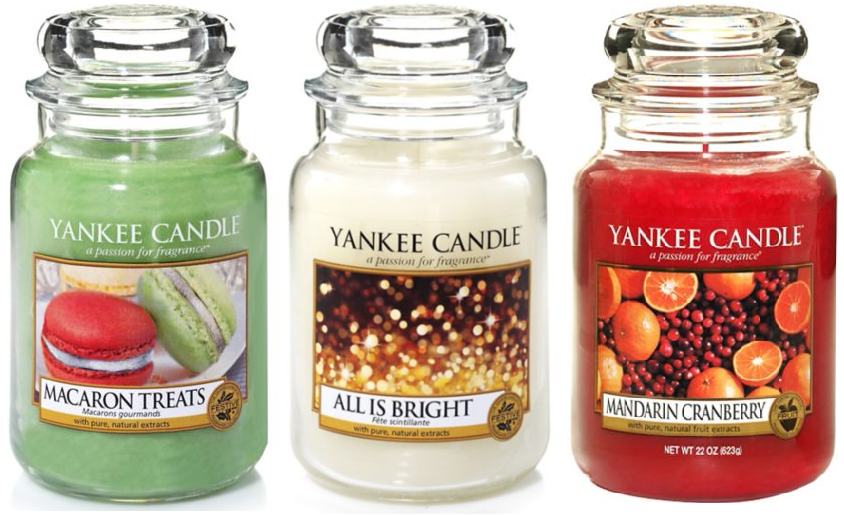 loads of yankee candles are currently half price in boots. Black Bedroom Furniture Sets. Home Design Ideas