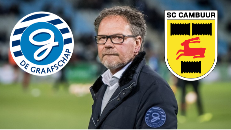 De Graafschap Manager Defeats Cambuur His Next Employers In Dutch Play Offs Sportbible