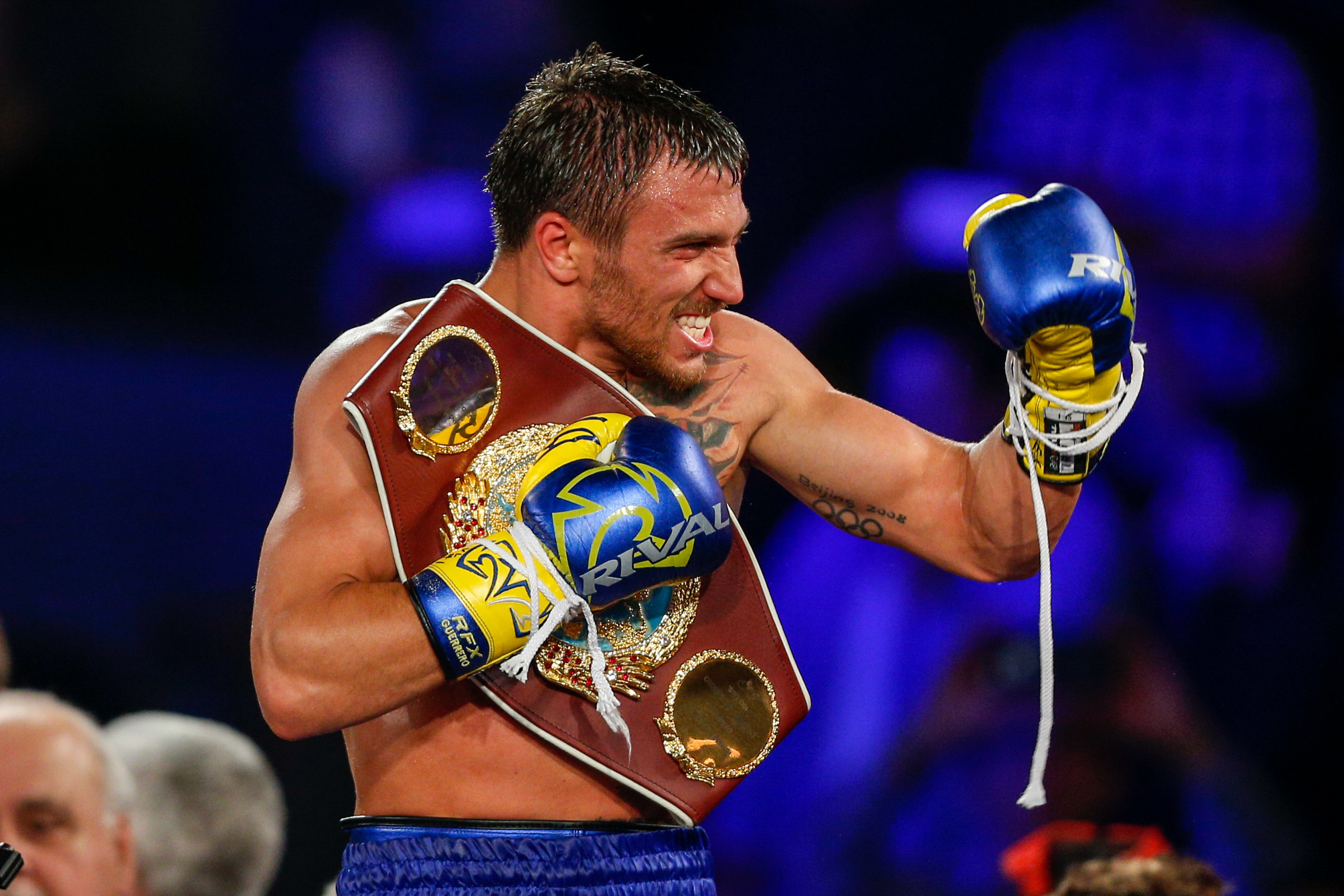 Vasiliy Lomachenko vs Anthony Crolla Set For April 12 In Los Angeles