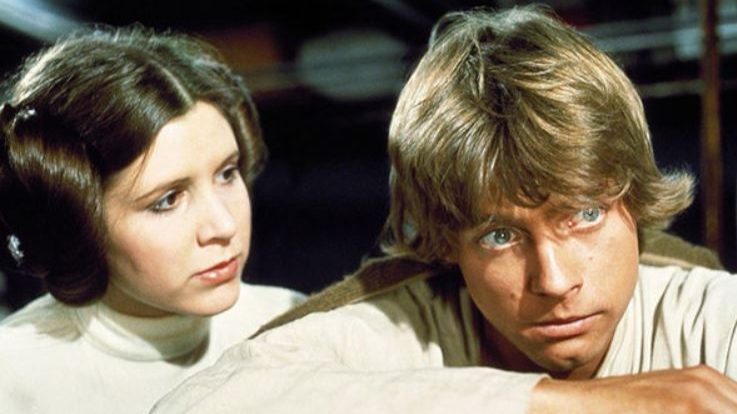 Mark Hamill Remembers 'Star Wars' Co-Star Carrie Fisher In Touching Tribute