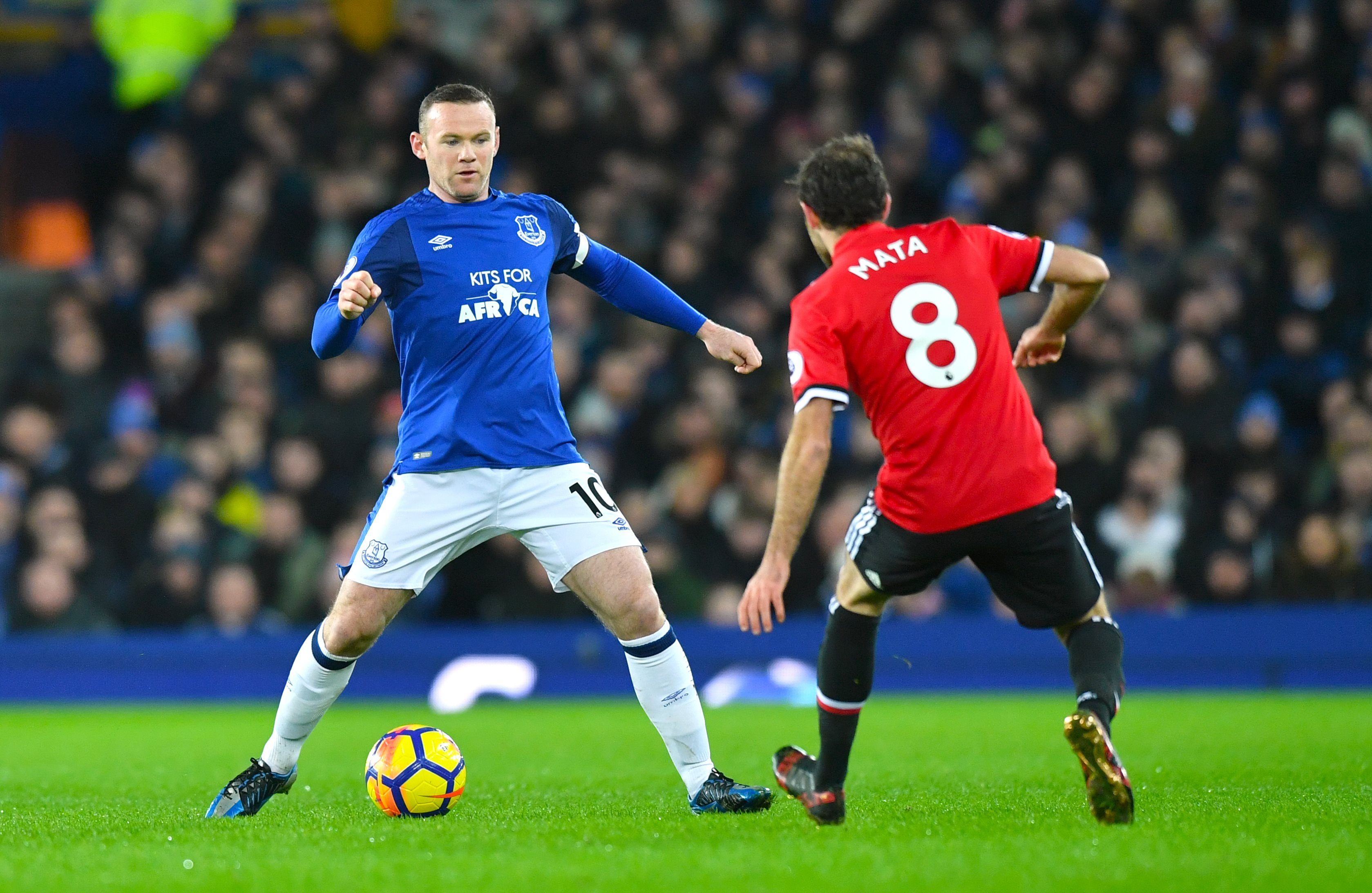 Wayne Rooney makes a big admission about his future