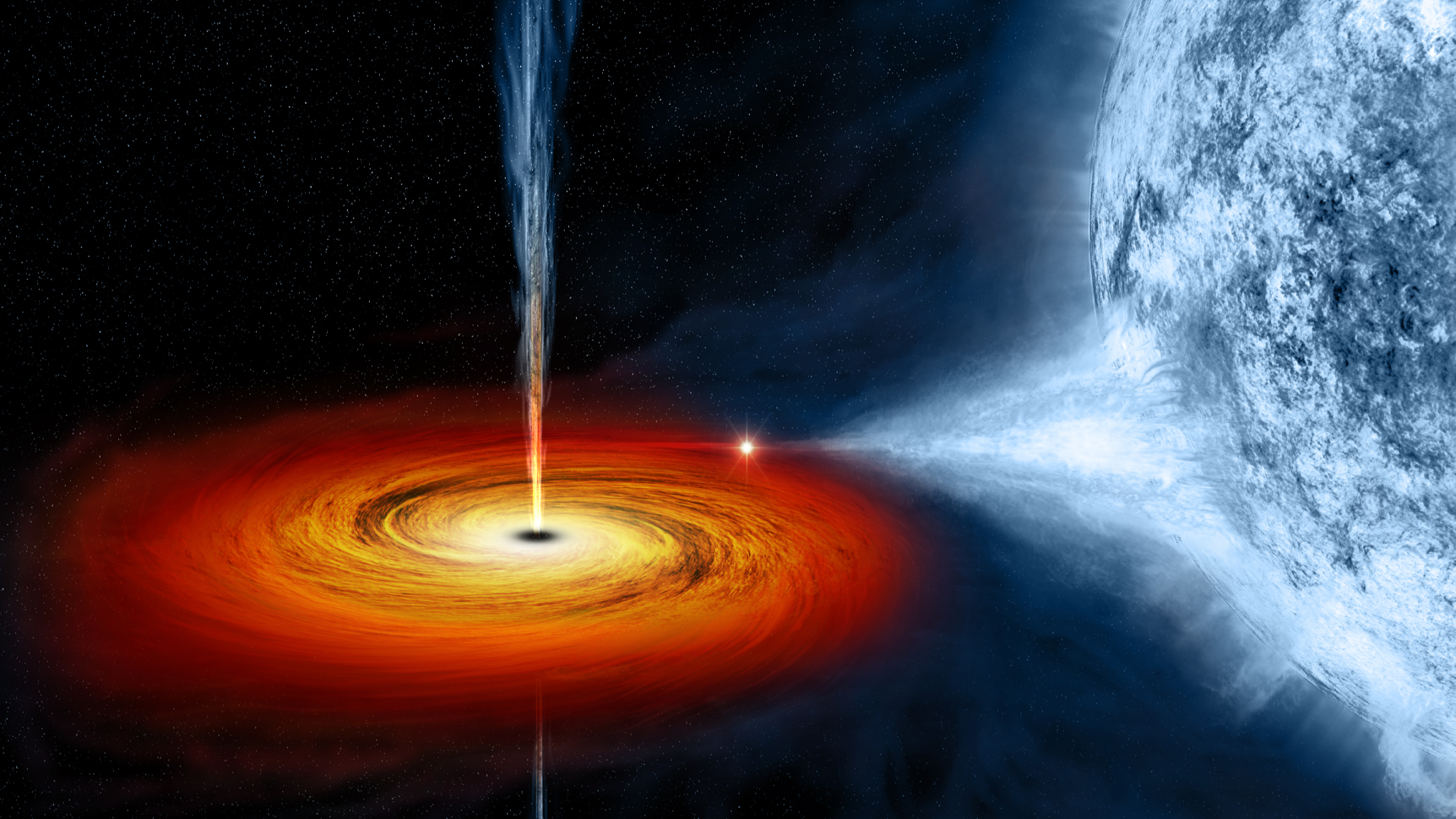 black holes who discovered - photo #1