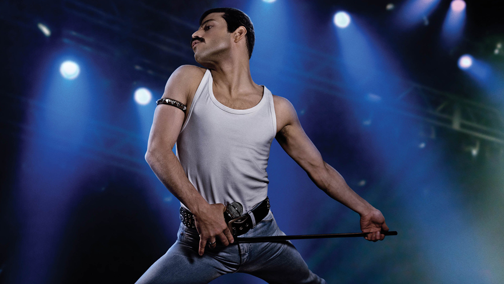 The 'Bohemian Rhapsody' official trailer starring Mr. Robot's Rami Malek is here