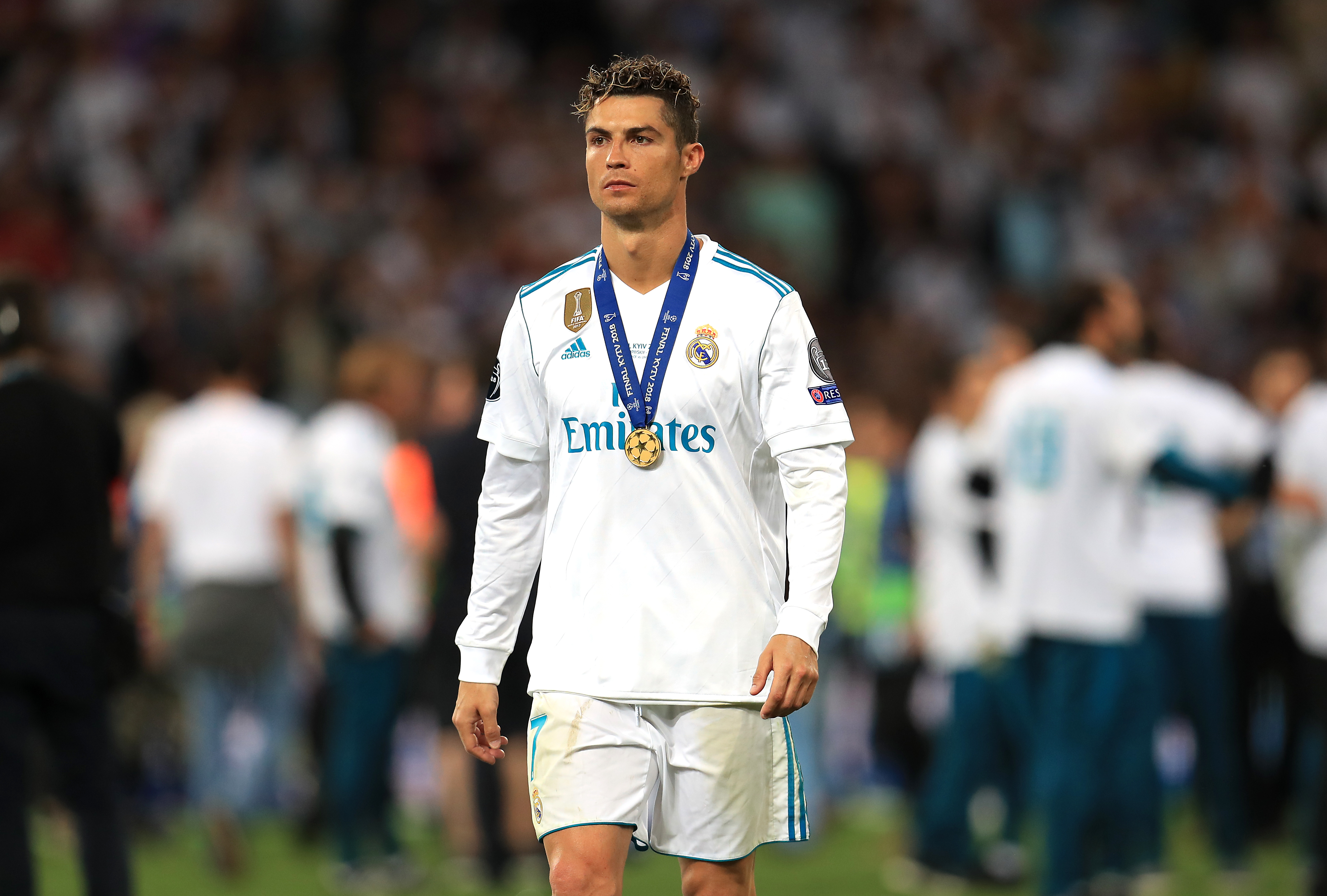 Cristiano Ronaldo again denies rape allegations calls it an 'abominable crime'