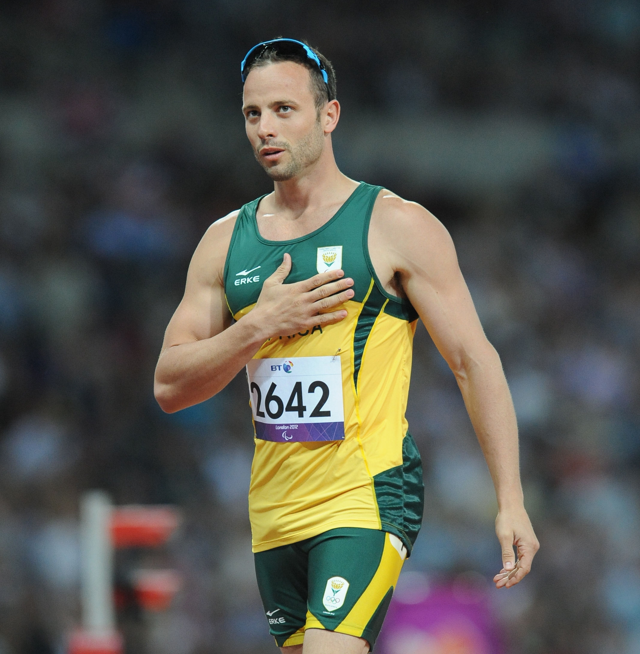 Oscar Pistorius Prison Sentence Doubled For Killing Girlfriend
