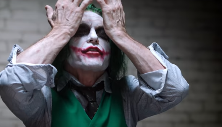 Tommy Wiseau Just Released Another Ridiculous Performance of Him As The Joker