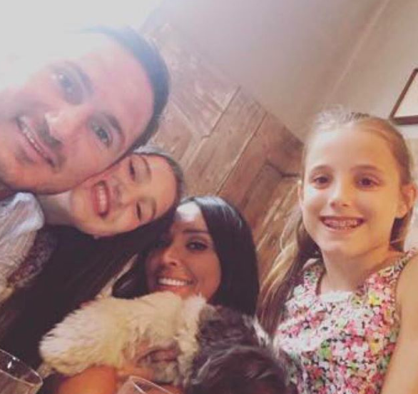 Christine Lampard expecting first baby with husband Frank