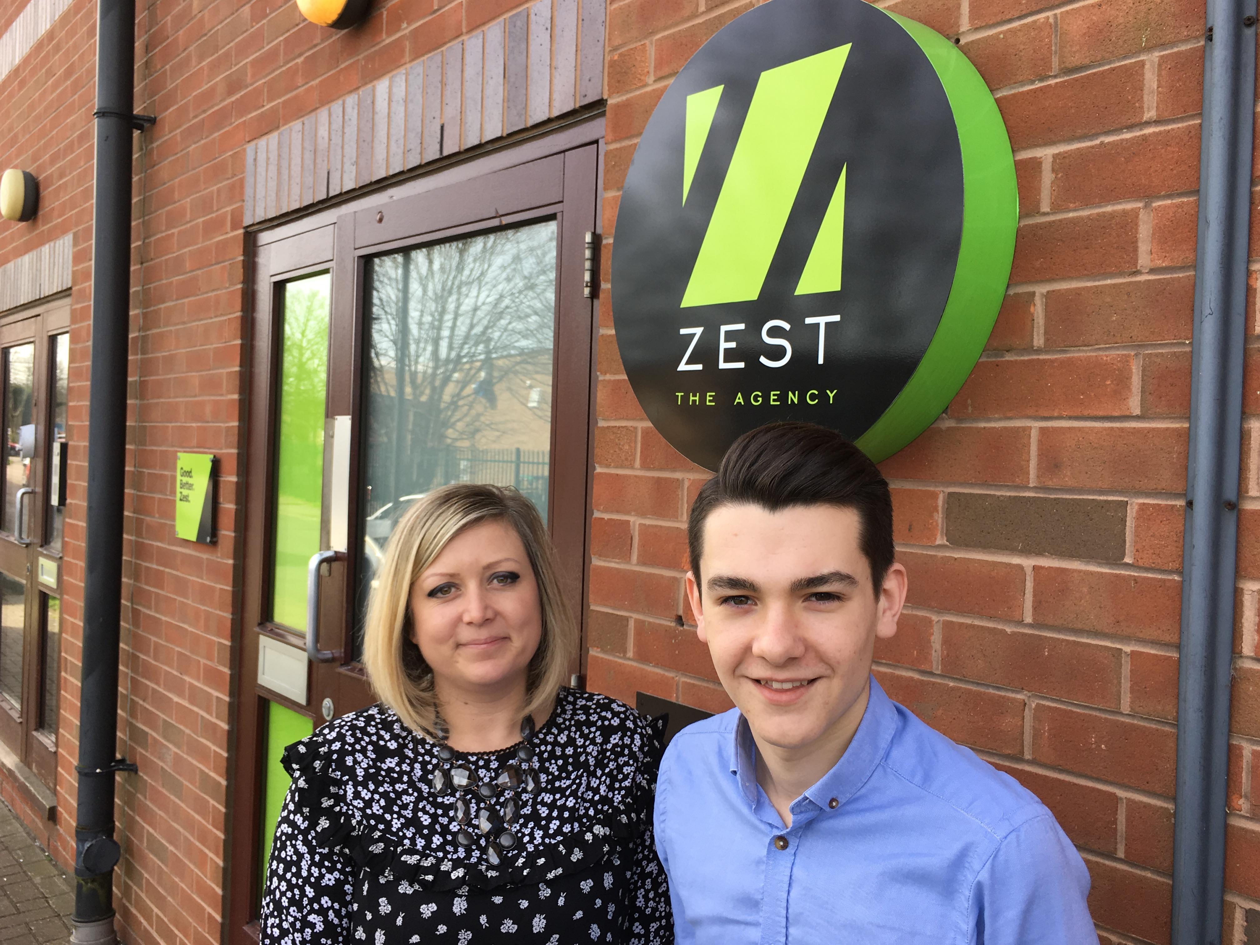 Belinda Collins, group managing director of Zest. Credit: Ben Towers