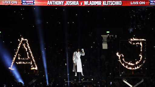 Anthony Joshua Has Defeated Wladimir Klitschko