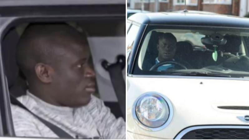 N'Golo Kante May Be Chelsea's Highest-Paid Player, But He'll Still Be Driving A Mini Cooper