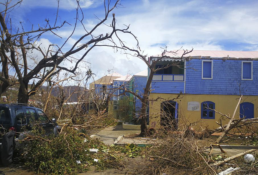 Local Woman Urges US Virgin Islands Donations After Hurricane Irma Wreaks Havoc