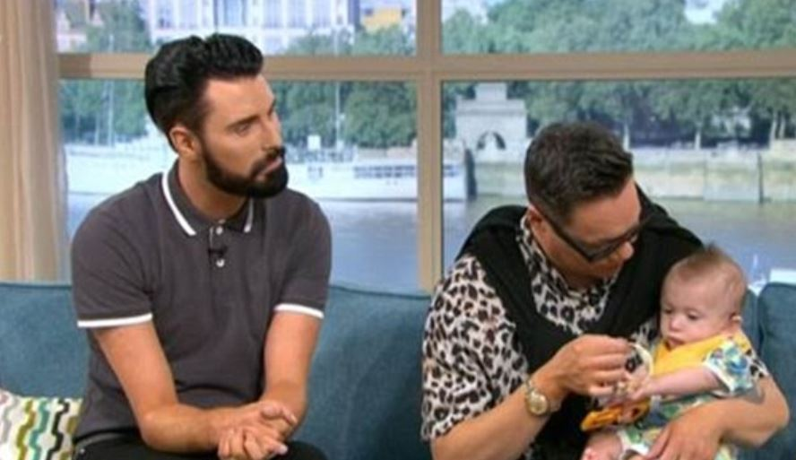 Credit: ITV/This Morning