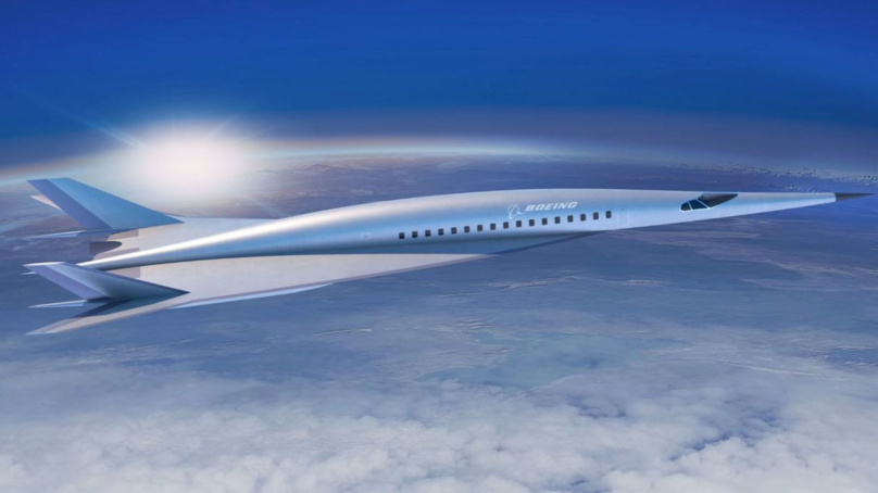 Boeing Reveals Plans For Plane That Could Travel From Europe To Australia In Five Hours
