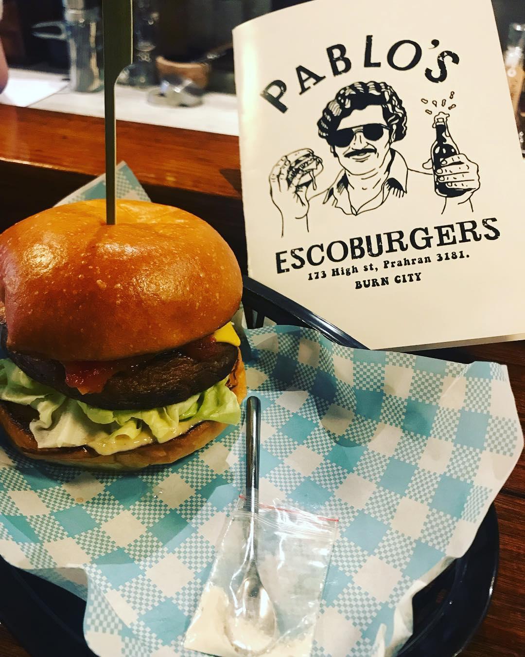 pablo escoburger
