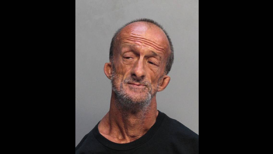 Miami Man Charged With Stabbing A Tourist, Despite Having No Arms