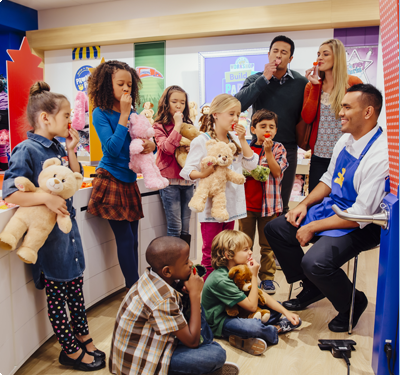 Build-A-Bear Workshop will be holding another 'Pay Your Age' event