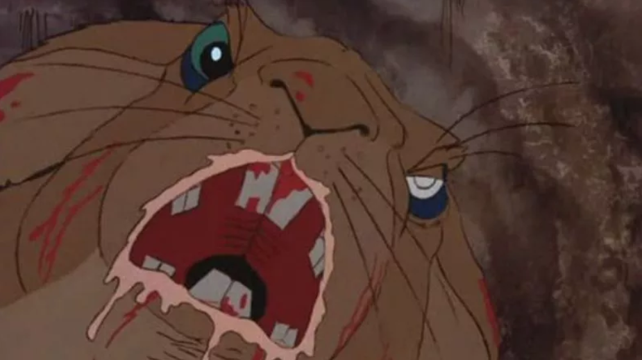 People Are Still Traumatised By Watership Down. Credit: Nepenthe Productions