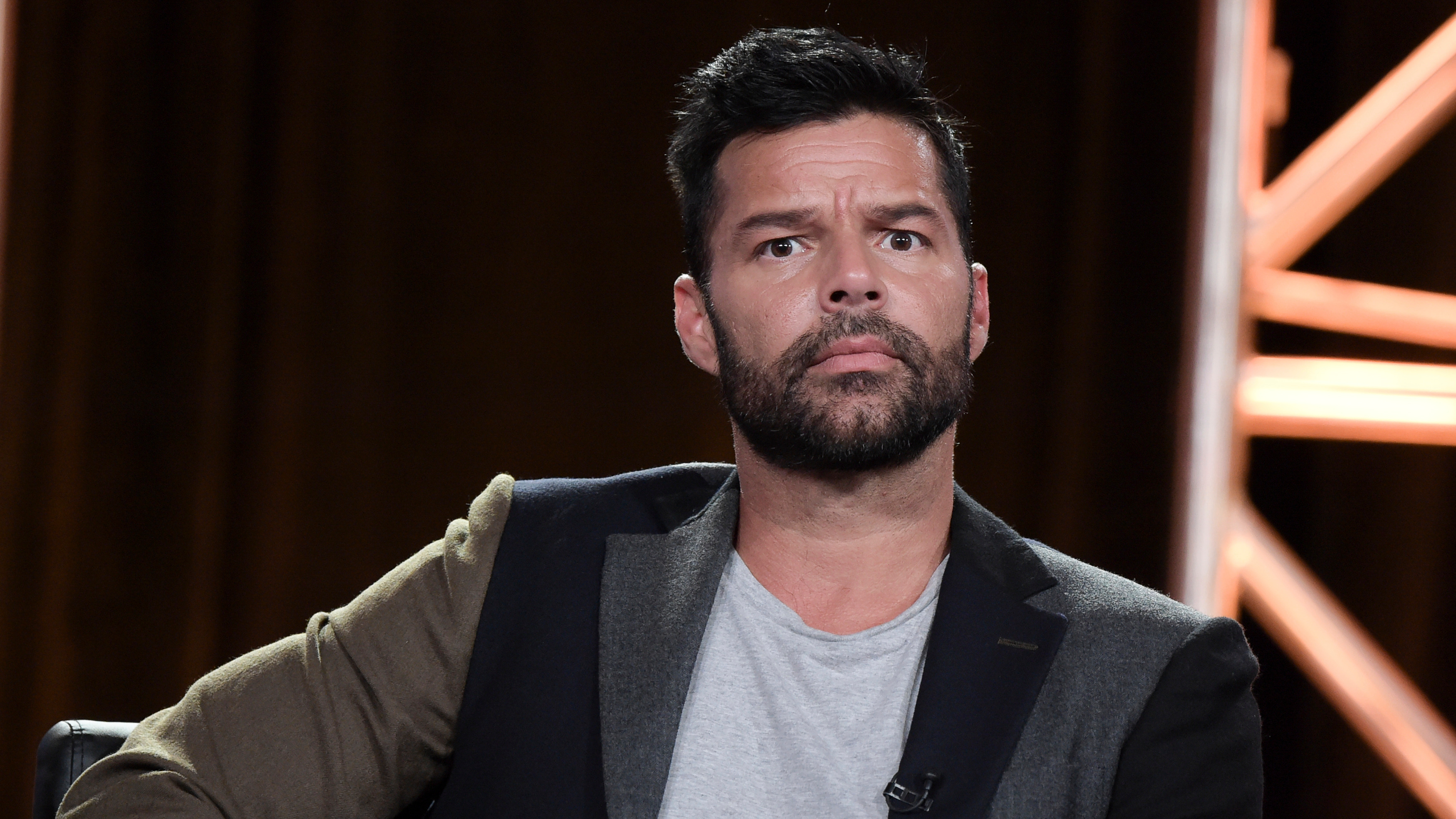 People Think Young Ricky Martin Photo Looks Like Kendall Jenner