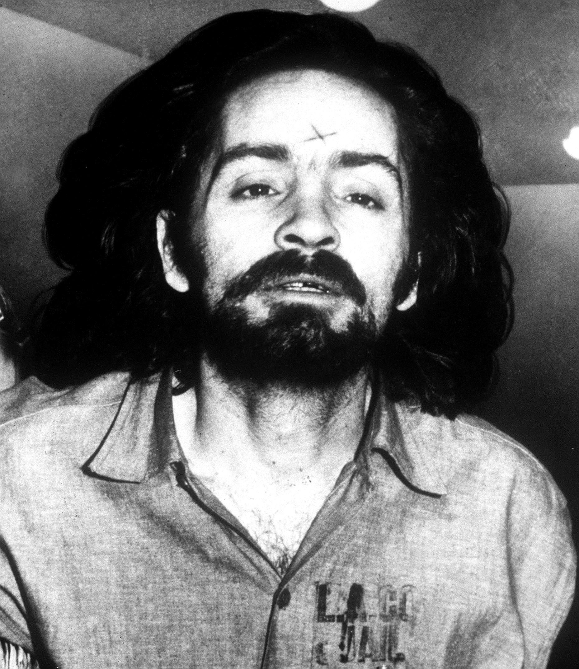 Cult leader Manson ordered four of his followers to kill. Credit: PA Images