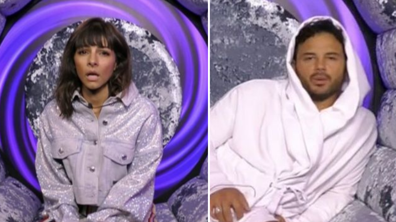 CBB Reveals What Happened After Roxanne Pallett Claimed Ryan Thomas 'Punched' Her