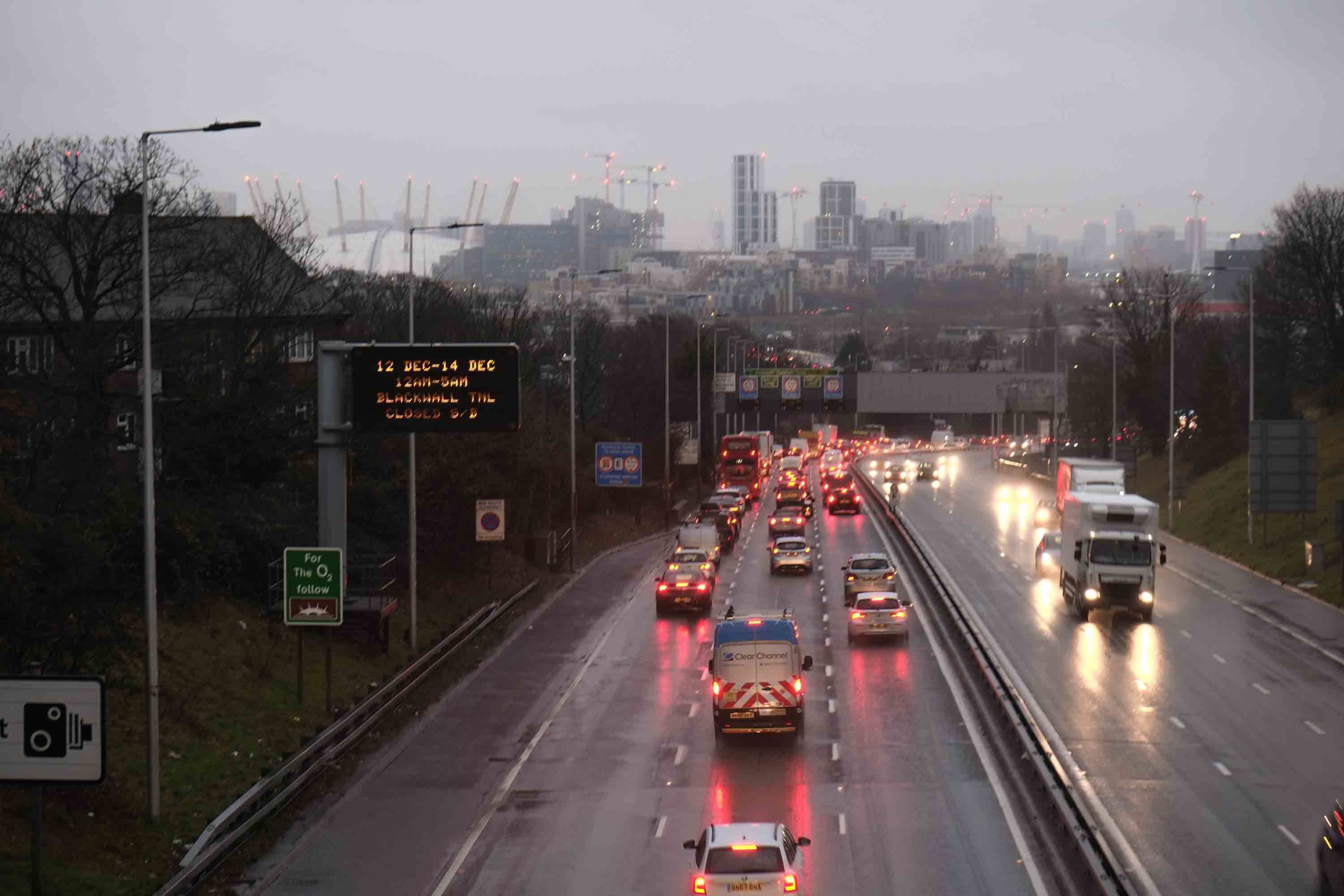 It might make motorways less congested, at least. Credit: PA