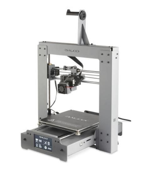 The Balco 3D printer. Credit: Aldi