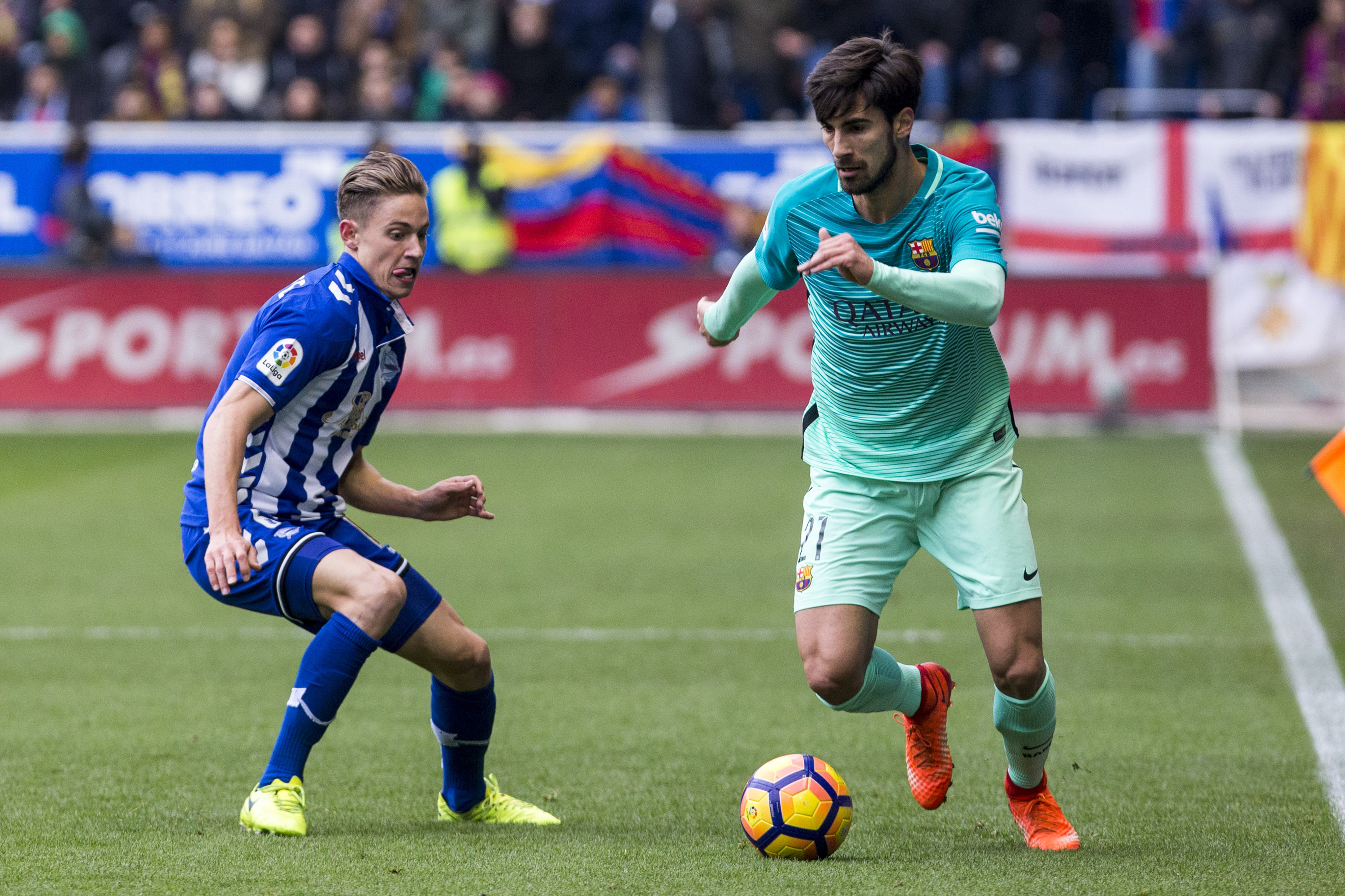 Barcelona reject offer for Andre Gomes?
